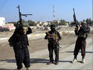 Irak'ta IŞİD'e yönelik operasyon