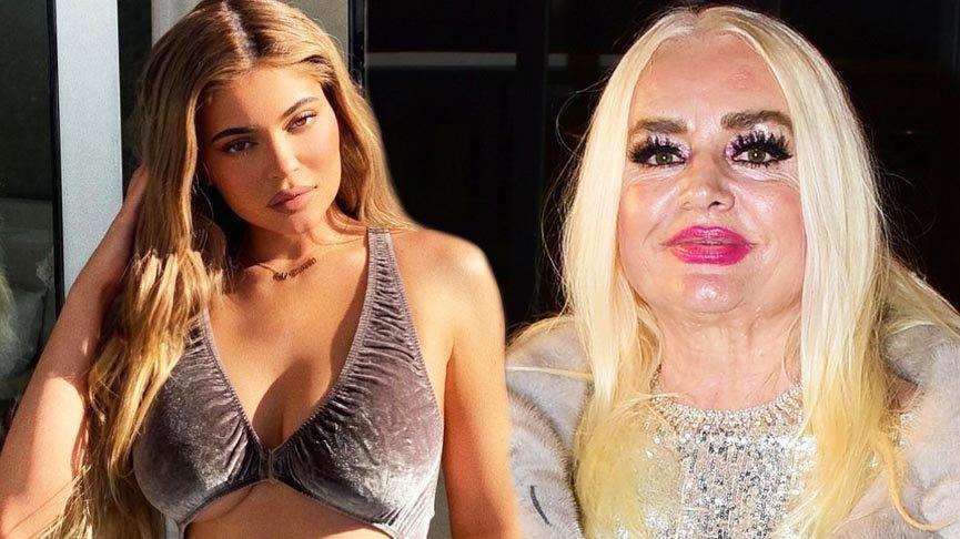 Kylie Jenner'dan Banu Alkan'a mesaj