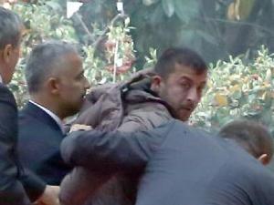 İşte Kılıçdaroğlu'na saldıran kişi
