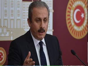 Mustafa Şentop: Türkiye'de yargı yok