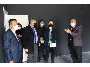 Yunusemre'de Hafız Ahmet Şen Gençlik Akademisini hizmete açılacak