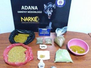 Adana'da 27 uyuşturucu zanlısı tutuklandı