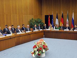 Nükleer görüşmelerde ilk oturum tamamlandı