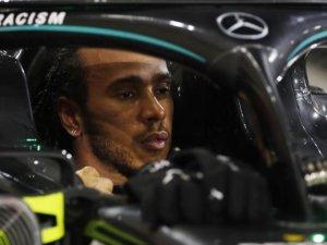Lewis Hamilton corona virüsüne yakalandı