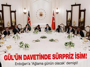 Erdoğan'a 'Ağlama günün olacak' diyen isim Köşk'te