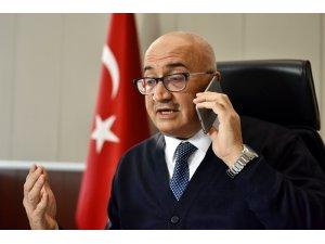 Rektör Ataç, üniversitelerdeki uzaktan eğitim süreci ve geleceğini anlattı