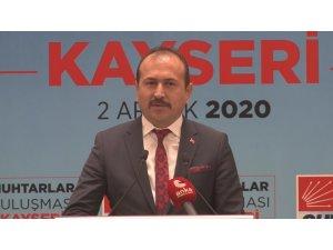Kılıçdaroğlu'nun muhtarlarla toplantısında dernek başkanından milletvekili tepkisi