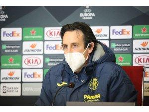 """Unai Emery: """"Sivasspor ile çok kritik bir maç oynayacağız"""""""