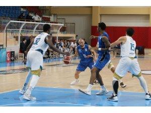 Erkekler Basketbol 1. Ligi: Global Connect Travel Düzce: 71 - Kocaeli Büyükşehir Belediyesi Kağıtspor: 73