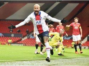 PSG, Manchester deplasmanında kazandı, Başakşehir Avrupa kupalarına veda etti