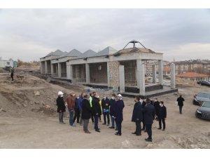 Kale projesi Sivas'ın çehresini değiştirecek
