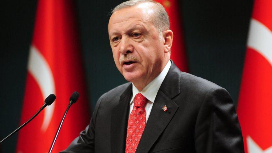 Erdoğan'dan CHP'ye 'taciz' suçlaması
