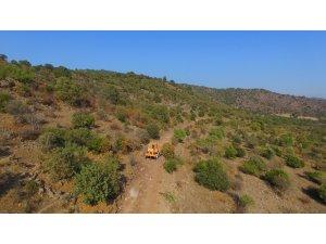 Yunusemre Belediyesi'nden 25 kilometrelik yol çalışması