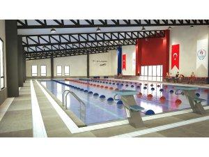 Kdz. Ereğli'ye yarı olimpik yüzme havuzu yapılacak