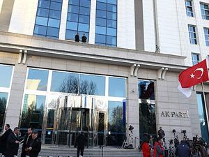 AK Parti Seçim Strateji Toplantısı sona erdi