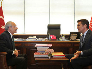 Mustafa Sarıgül'den Kemal Kılıçdaroğluna ziyaret