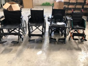 Ankara Büyükşehir Belediyesi'nden Engelliler Günü'ne özel akülü tekerlekli sandalye desteği
