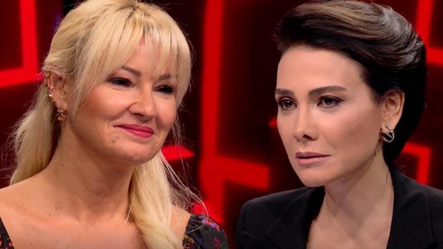 Jülide Ateş'in 'aldatma' sorusuna Pınar Altuğ'dan sert yanıt