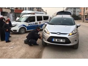 İnegöl polisi alkışı hak etti... Bu kez ceza kesmediler
