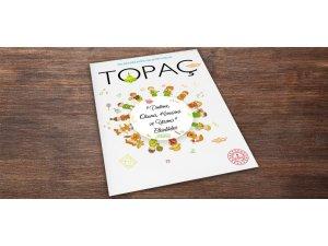 """Öğrencilerin dil becerilerini geliştirecek eğlenceli bir kitap: """"Topaç"""""""