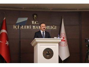"""İçişleri Bakanlığı Sözcüsü Çataklı: """"Bugün PKK terör örgütü bitme safhasına gelmiştir"""""""