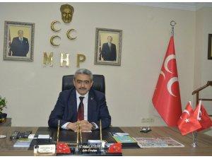 MHP Aydın İl Başkanı Alıcık, korona virüse yakalandı