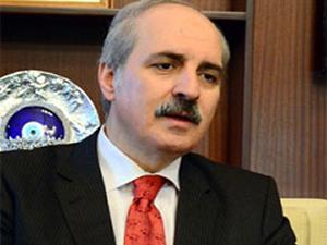 Numan Kurtulmuş: Kılıçdaroğlu'na atılan yumruk, siyasete atılmıştır
