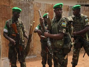 Orta Afrika Cumhuriyeti'nde çatışma: 30 ölü