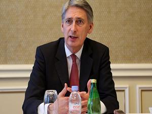 Philip Hammond: Suriye'de yaşananlar hayal kırıklığı