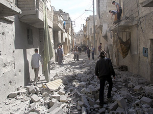 Suriye'de 7'si kadın 89 kişinin öldü