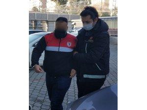 Uyuşturucu hapla yakalanan şahıs tutuklandı