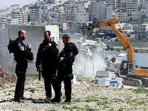 İsrail, Filistinlilere ait 18 evi yıktı