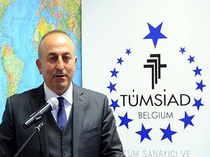 """AB Bakanı Çavuşoğlu'ndan Avrupa'ya """"ırkçılık ve islamofobi"""" uyarısı"""