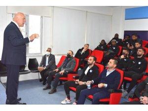 Başkan Sekmen'den BB Erzurumspor'a destek