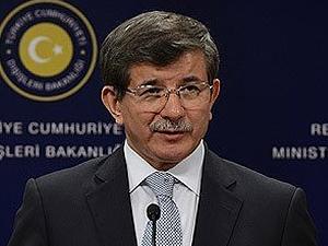 Bakan Davutoğlu:Başbakanımızın Cumhurbaşkanı olmak hakkı