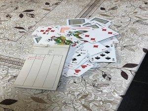 Samsun'da kumar baskını