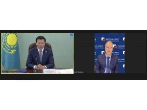 Kazakistan'da Rus aşısı Sputnik V'nin üretimine başlanacak