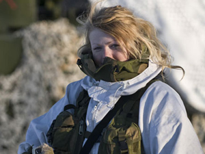 Orduda kadın komando dönemi