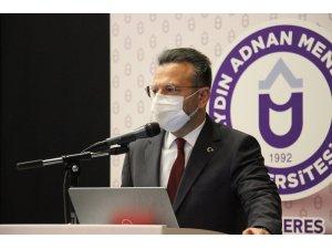 """Vali Aksoy; """"Aydın'da bu yılki ihracat geçtiğimiz yılı geçecek"""""""