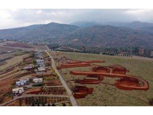Kahramanmaraş'ta kentsel dönüşüme 551 konut