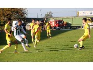 TFF 1. Lig: Giresunspor: 0 - Eskişehirspor: 0 (İlk yarı)