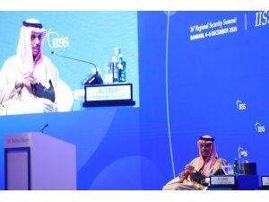 """Suudi Arabistan Dışişleri Bakanı Bin Farhan Al Saud: """"Suudi Arabistan Körfez krizini çözmeye çalışıyor """""""