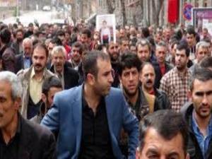 Mert'in katilinin bulunması için 6 bin kişi yürüdü