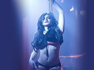 Striptizcilerden Kırım'a bağış