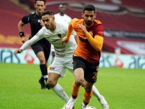 Süper Lig: Galatasaray: 3 - Hatayspor: 0 (Maç sonucu)
