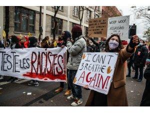 Paris'teki şiddet olaylarında gözaltı sayısı 30'a yükseldi