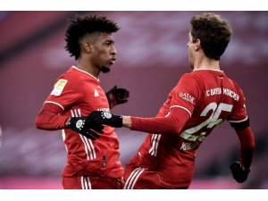 Bundesliga'da zirve mücadelesi nefesleri kesti: 6 gol!
