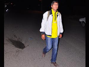 YSK'ya kızan vatandaş Muğla'dan Ankara'ya yürüyor