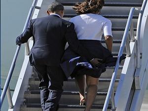 Başkan Obama'nın etekle imtihanı