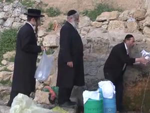 İsrail'de Hamursuz Bayramı hazırlıkları başladı